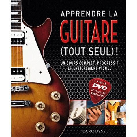 apprendre la guitare achat vente livre larousse. Black Bedroom Furniture Sets. Home Design Ideas