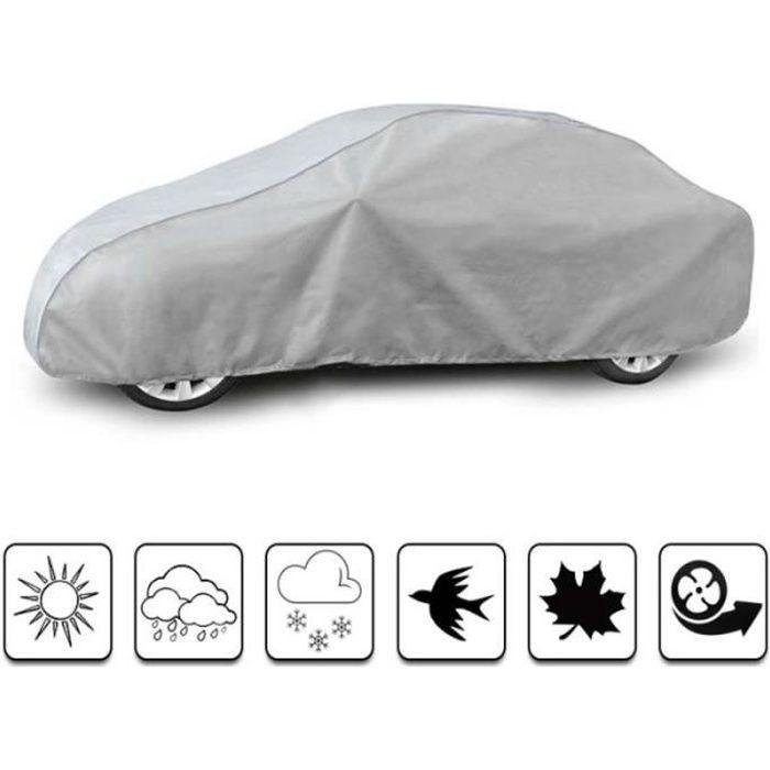 Housse de protection carrosserie auto extérieur Audi A5 Cabriolet - Bâche voiture pour Audi A5 Cabriolet