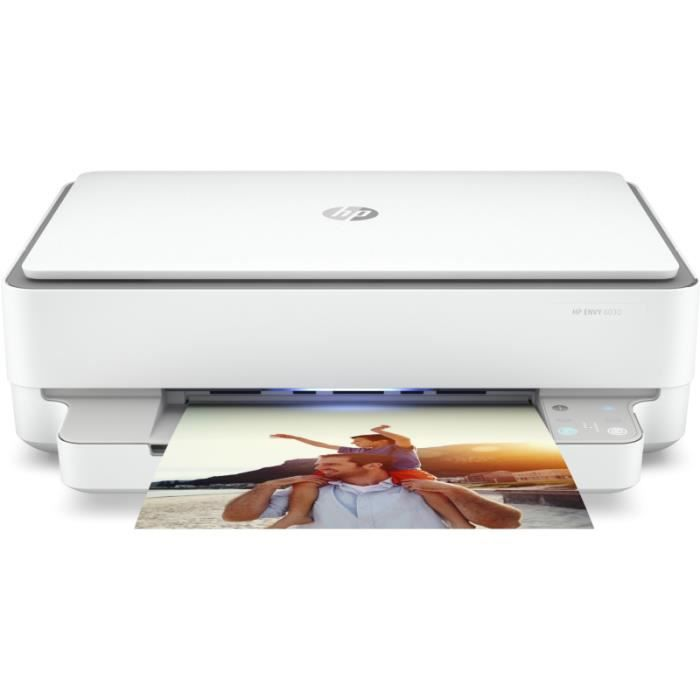 Multifonction HP Envy 6030 + Cartouche d'encre HP N 305 Noire