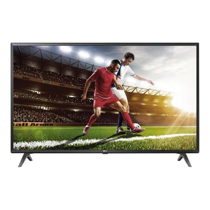 LG 49UU640C Classe 49- UU640C Series TV LED affichage numérique - hôtel 4K UHD (2160p) 3840 x 2160 HDR LED à éclairage direct