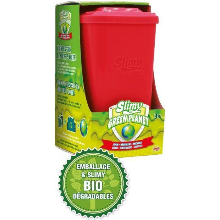 Splash Toys - Slime 100 biodégradable - pot de 250g