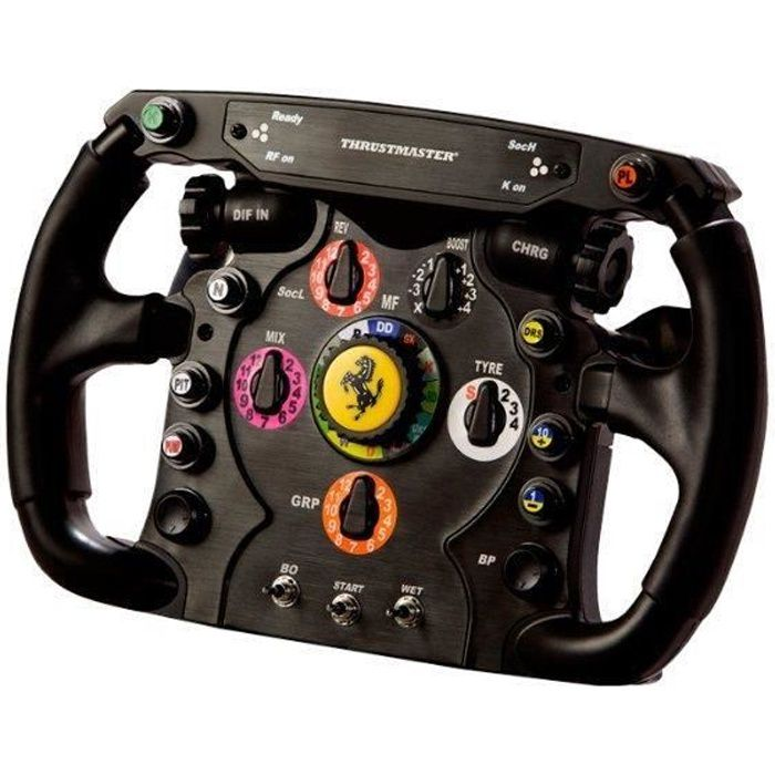 Thrustmaster Ferrari F1 Wheel Add On Volant filaire