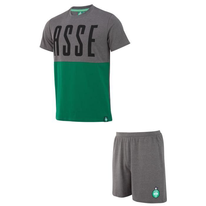 AS Saint Etienne T-Shirt ASSE Collection Officielle Taille Homme