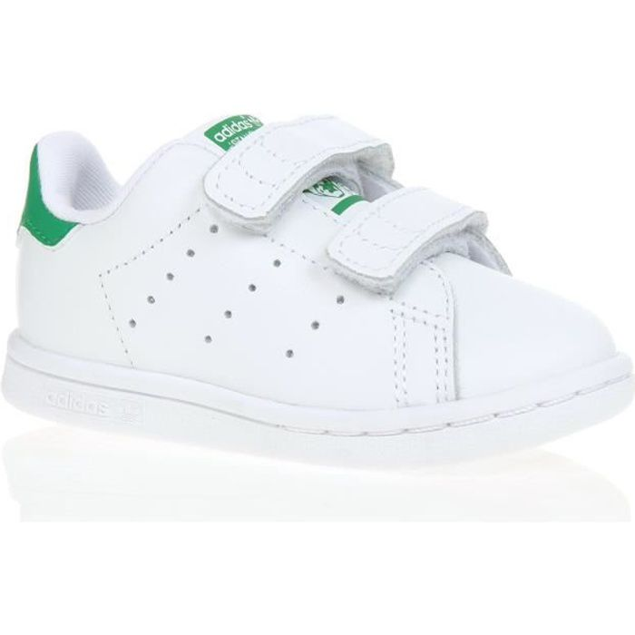 ADIDAS ORIGINALS Baskets Stan Smith Bébé fille Blanc
