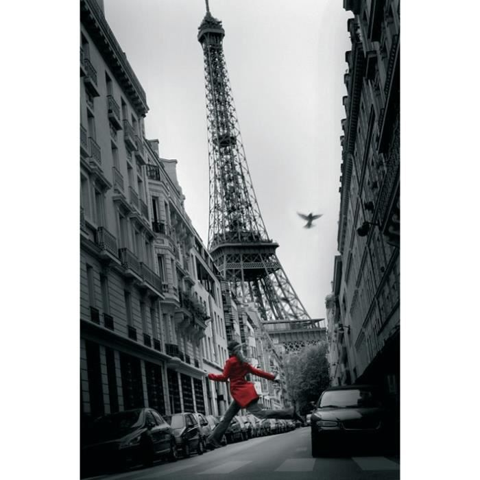 poster xxl paris tour eiffel achat vente affiche. Black Bedroom Furniture Sets. Home Design Ideas
