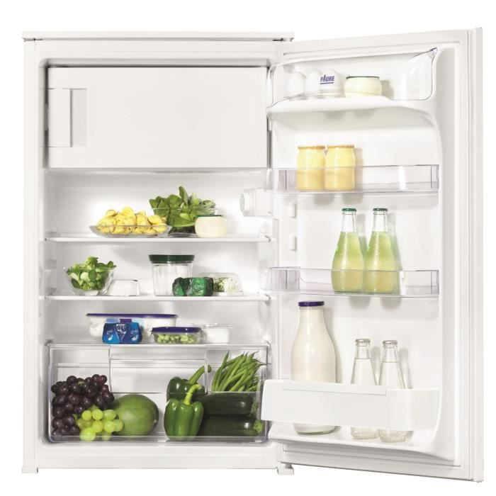 RÉFRIGÉRATEUR CLASSIQUE FAURE FBA14421SA - Réfrigérateur table top encastr