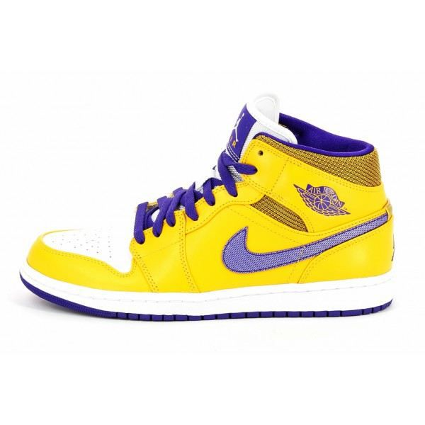 the latest 3174d 7860f BASKET Air Jordan 1 Mid Chaussure