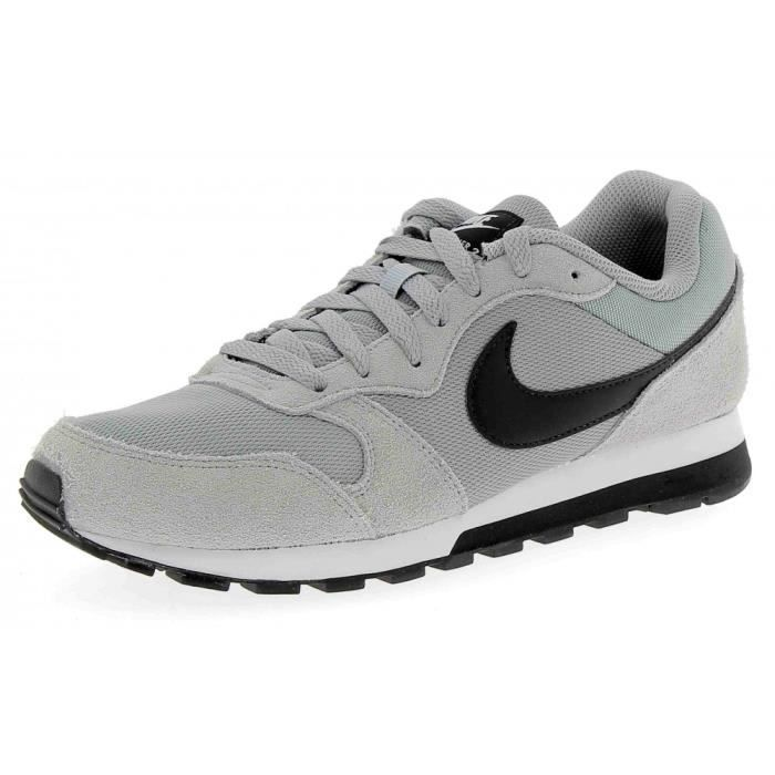 Nike Nike Md Runner 2 Chaussures de Sport Homme Gris
