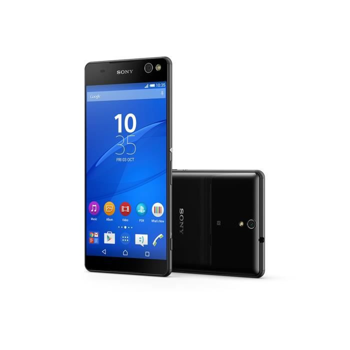xperia c5 ultra achat vente pas cher cdiscount. Black Bedroom Furniture Sets. Home Design Ideas