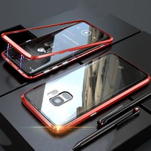 galaxy note 8 coque rouge