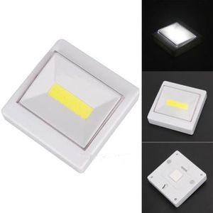 ECLAIRAGE DE MEUBLE éclairage LED placard sans fil COB bâton magnétiqu