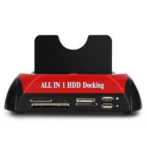 DISQUE DUR EXTERNE Disque Dur et Dock ESATA HDD Accueil Station Dual