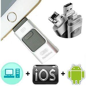CLÉ USB 32GB Flash Drive CLÉ USB I-flash U-disk Flash Mémo