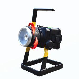 AMPOULE - LED Lumière de travail imperméable rechargeable extéri