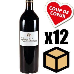 VIN ROUGE  X12 Château Sociando-Mallet « Jean Gautreau » 199