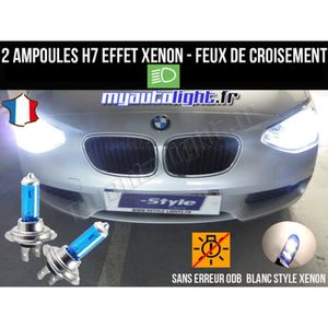 ampoules xenon bmw achat vente ampoules xenon bmw pas cher cdiscount. Black Bedroom Furniture Sets. Home Design Ideas