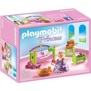 UNIVERS MINIATURE PLAYMOBIL 6852 - Princess - Chambre de Princesse