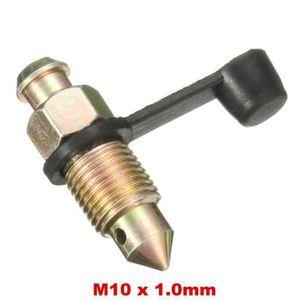 Étrier de frein purge de vis//Embouts M7 x 1.00 mm pitch Pack 4