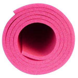 TAPIS DE SOL FITNESS AVENTO Tapis de sol fitness / yoga mousse 7 mm - R