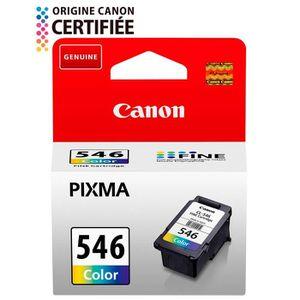CARTOUCHE IMPRIMANTE CANON Cartouche d'encre CL-546 - Couleur - Blister