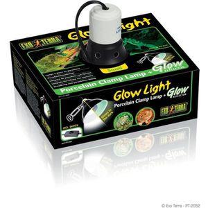 ÉCLAIRAGE Support De Lampe Glow Light Petit - Exo Terra