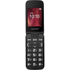 Téléphone portable LOGICOM L-248 CLAPET