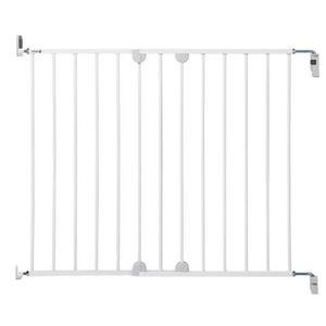 BARRIÈRE DE SÉCURITÉ  SAFETY FIRST Barrière  Wall-fix extending metal bl