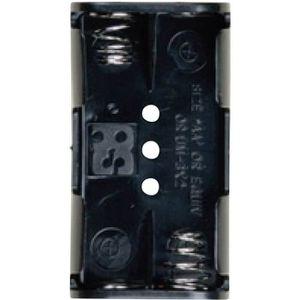 avec raccord 5x Support Batterie 1x Mignon AA r6 construction compacte 1