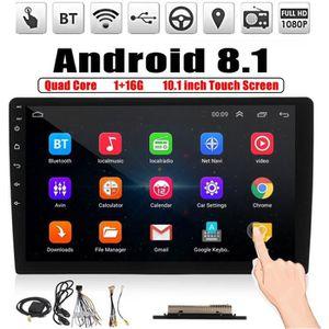 AUTORADIO TEMPSA 10.1 Pouce 2DIN  Autoradio Bluetooth Stéréo