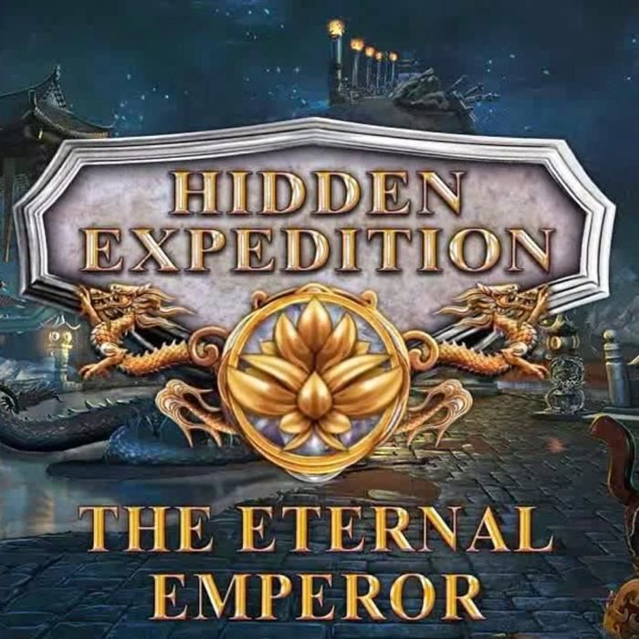 Hidden Expedition 12: L'Empereur Éternel Jeu PC