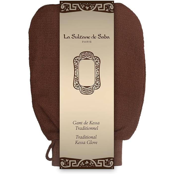 Accessoires pour le bain La Sultane de Saba - Gant Kessa 12635