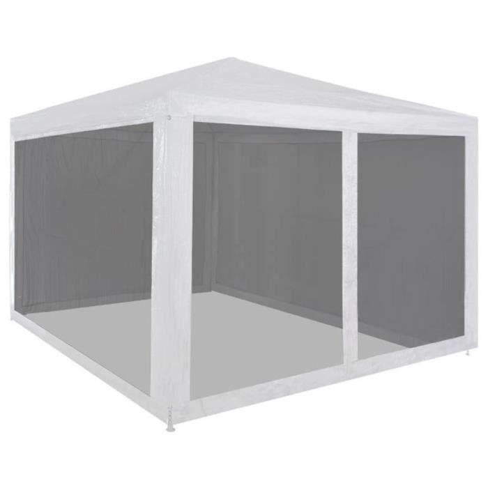 🍁2150Super magnifique -Tente de réception-Tente de Jardin-Tonnelle Barnum Chapiteau Barnum de Jardin Tente Pliante imperméable avec