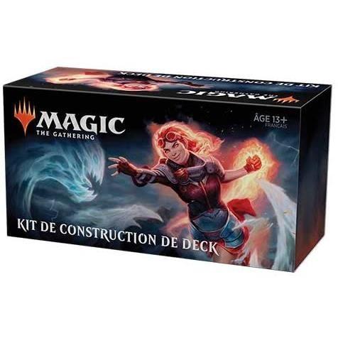 VEHICULE A CONSTRUIRE ENGIN TERRESTRE A CONSTRUIREKit de construction de deck Magic: The Gathering &Eacutedition de base 2020522