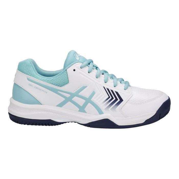 Chaussures de tennis femme Asics Gel-dedicate 5 Clay