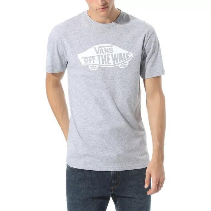 T-Shirt Vans MN Otw Athletic Heathe M