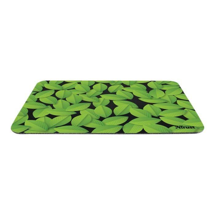 TRUST Tapis de souris écologique - Vert