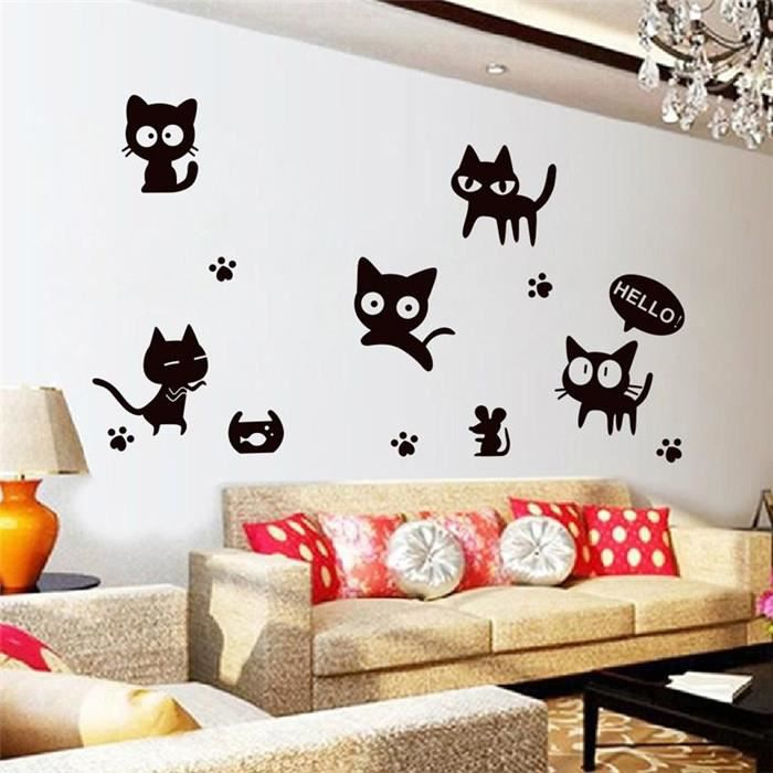 Diy Dcor Maison Sticker Mural Sticker Mirroir Stickers Muraux
