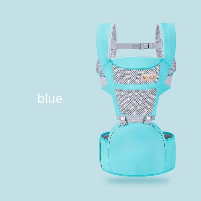 Coton Infantile Bébé Réglable Wrap Sling Devant Transporteur 4 position Max 18 kg
