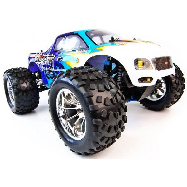 monster truck bug crusher rc thermique 1 10 achat vente voiture construire cdiscount. Black Bedroom Furniture Sets. Home Design Ideas