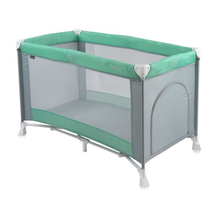 lit parapluie b b lit pliant penny 1 vert achat. Black Bedroom Furniture Sets. Home Design Ideas