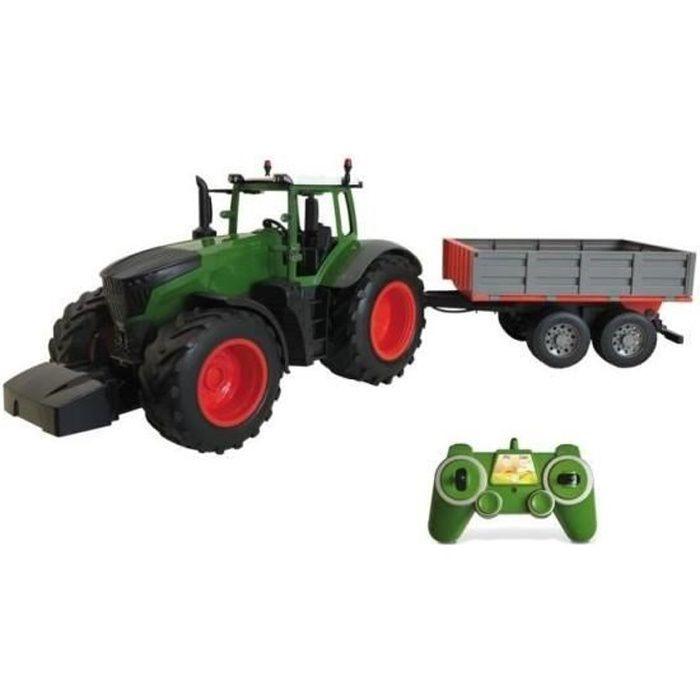 VAISSEAU SPATIAL MONDO Tracteur télécommandée - Avec remorque - Son