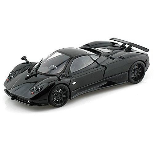 pagani zonda f 1 24 black 1 24 achat vente voiture cdiscount. Black Bedroom Furniture Sets. Home Design Ideas