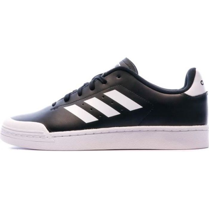 chaussures adidas blanc homme