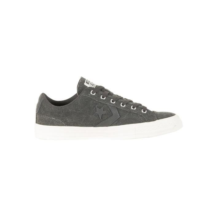 Converse Homme Star Player OX Trainers, Gris