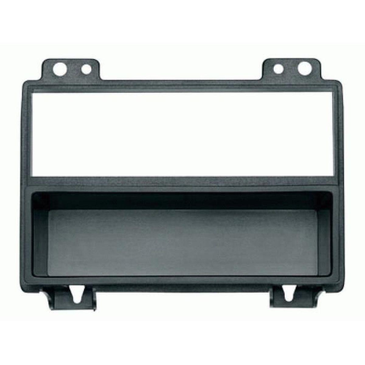 Sound Way Fa/çade autoradio pour Ford Fiesta//Fusion 2 DIN Cadre de Radio