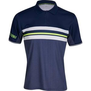 ATHLI-TECH Polo - Bleu marine