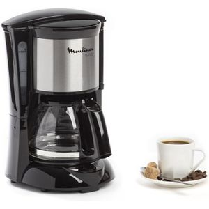 MOULINEX FG150813 Cafeti?re filtre Subito Mini - Noir