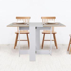 TABLE À MANGER SEULE LAIZERE Table pliante Style Moderne - pour Cuisine