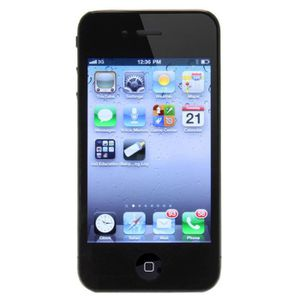SMARTPHONE RECOND. APPLE iPhone 4 16Go Noir