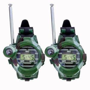 TALKIE-WALKIE JOUET 2pcs Enfants Parent Toy Montre talkie-walkie enfan